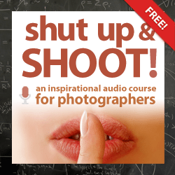 Shut Up and Shoot advertisement