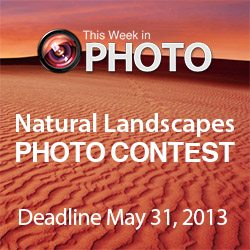 TWiP Natural Landscapes Photo Contest